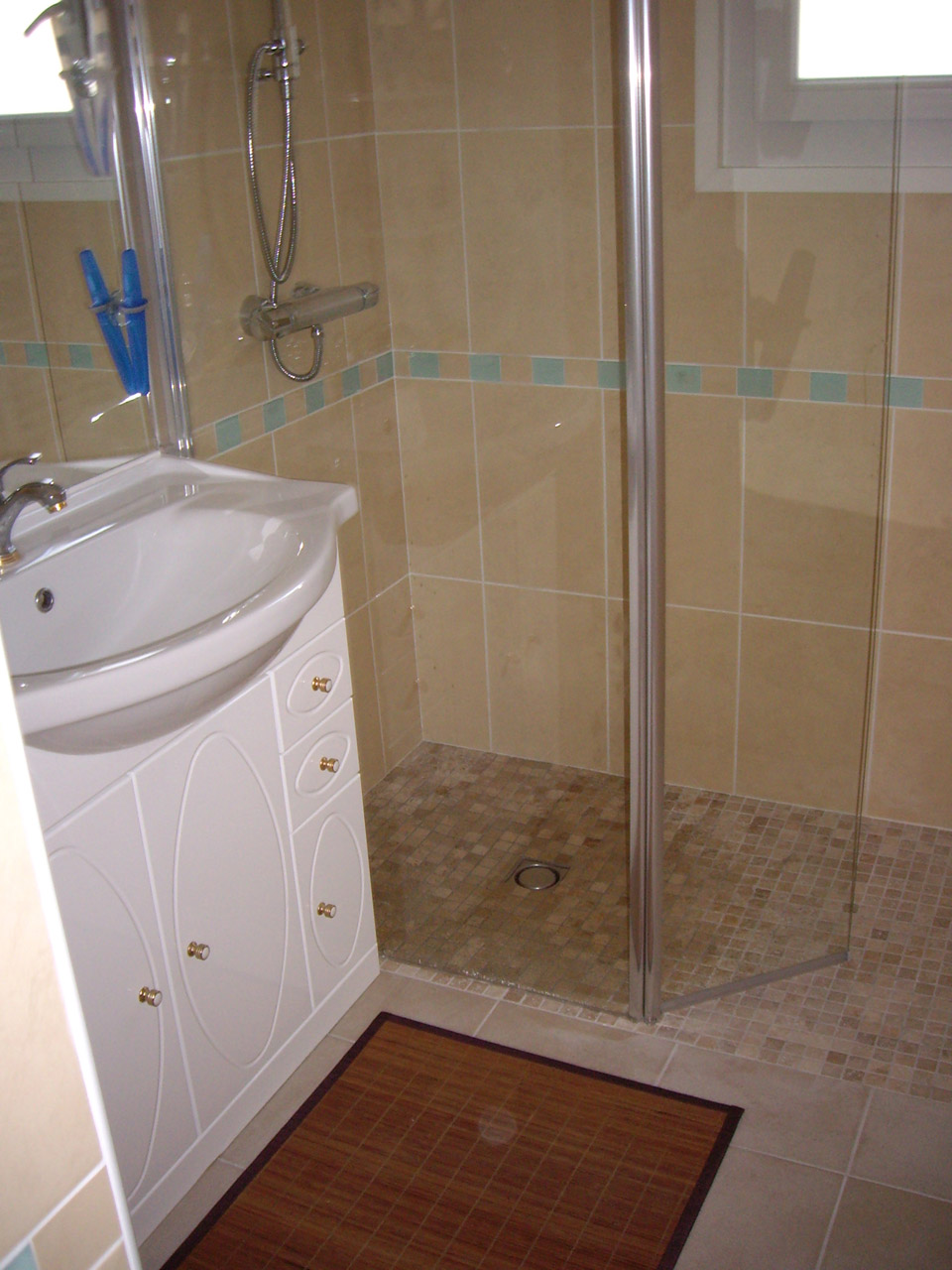Idee renovation salle de bain for Renovation salle de bain